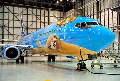 u201cThis aircraft takes the relationship between WestJet and Disney to a completely new level of coolu201d said Bob Cummings WestJet Executive Vice-President ... & WestJet Reveals New Disney Frozen Plane | Graphics Magazine